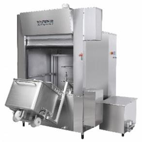 200 L meat trucks washing  machine KBW 801 KERRES