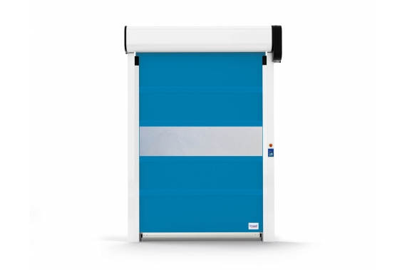Roll-up glide doors INCOLD