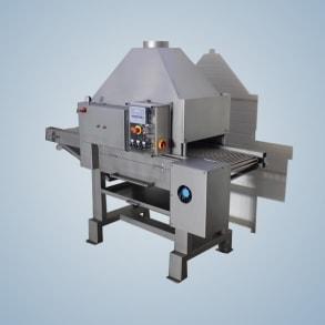 Face and ears burner conveyor TX1700 TORRAS