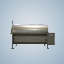 Pork scalding dehairing machine DC20 TORRAS