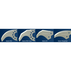 Ножи для куттеров ALPINA Astor