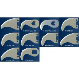 Ножи для куттеров KRÄMER & GREBE Astor