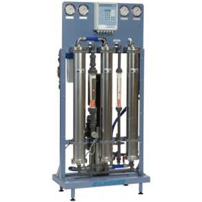 Reverse osmosis units CU:RO - compact plant