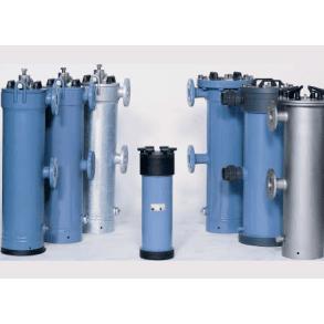 Pressure filters for filter bag type EF/EFG
