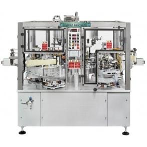 2500-24000 bph сombi labelling machine Mega Combo 2 BRB Globus