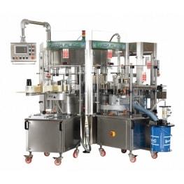 Этикетировочная машина 2-7 видов этикеток 6000-24000 бч