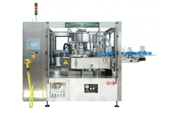 7 - Labelling OPP machine 18000 bph Mega Roll 12 BRB Globus