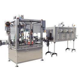Термоусадочная этикетировочная машина 6000-18000 бч