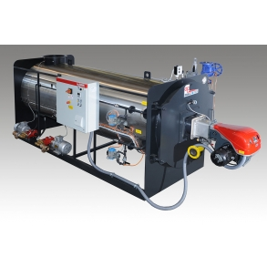 Steam boiler Vaporapid-O300 OP Panini