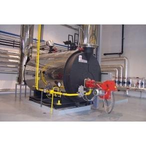 Steam boiler Classic1000 OP Panini