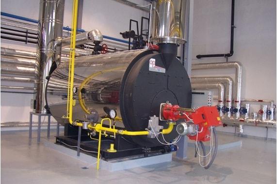 Steam boiler Classic3000 OP Panini