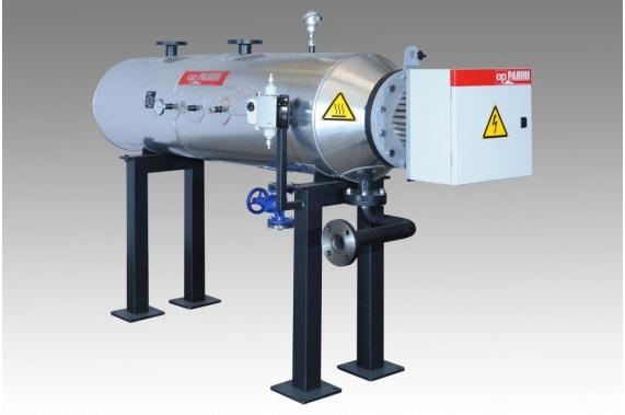 Over heated water boiler ELE OP PANINI