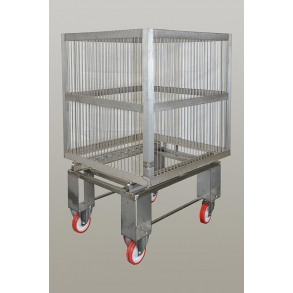 Retort cages UNI-TECH