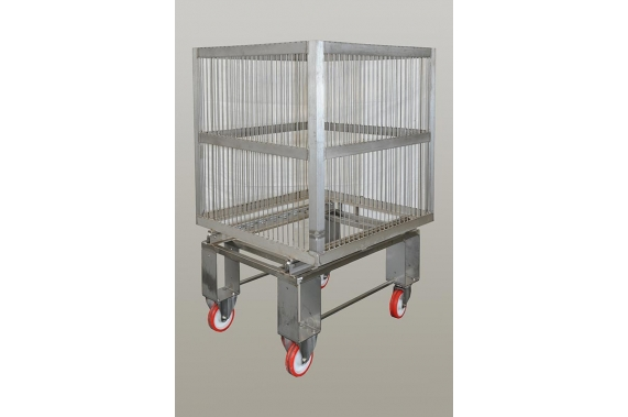 Retort cages UNI-TECH EC