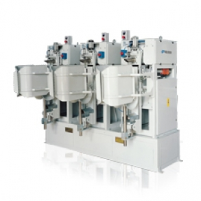 Series TP 35 and FLU 83 weighing-bagging machines