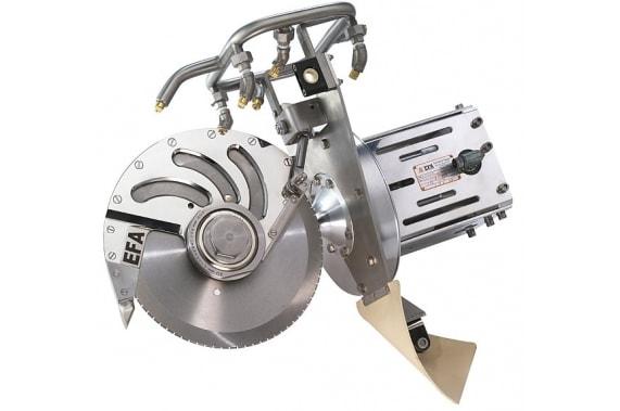 Ventral and breastbone opener for slaughtering EFA SKR MSH