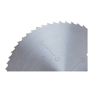 Sawblade for breaking saws Type C 300-12