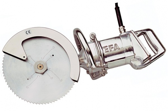Breaking saw, electrically operated EFA 85