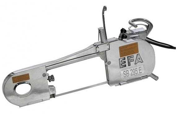 Splitting saw, electrically powered - extended finish SB 295 EL EFA