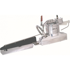 Шаговая пила для распиловки на полутуши  EFA 69  с электрическим приводом