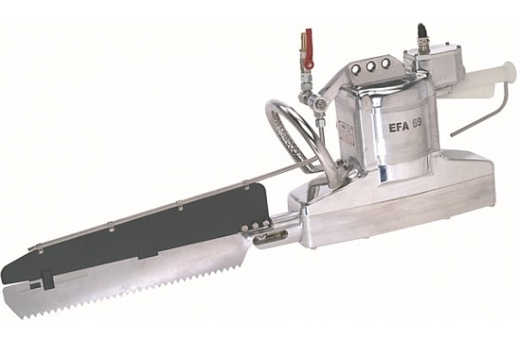 Light weight splitting saw 69 EFA