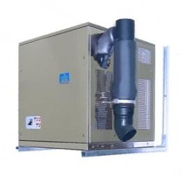 750kg Flake Ice Machine - No Storage Ziegra
