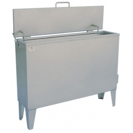 Disinfectant tank for knives II Ref. DC 561 Mecoima