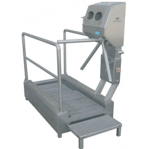 Hygiene controls stations Ref. ECH 200 Mecoima
