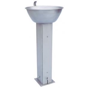 Круглая раковина питьевой воды UNI-TECH