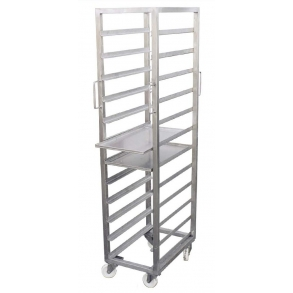 Removable trays trolleys UNI-TECH