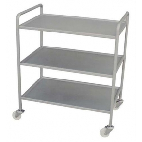 Trolleys fixed 3 trays UNI-TECH
