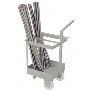 Smokehouse sticks trolley UNI-TECH