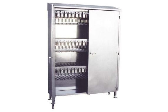 Cupboard for knives holder sterilization UNI-TECH
