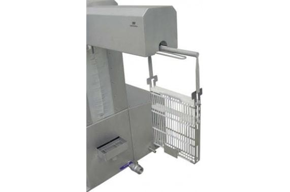 Continuous washing machine knives holder Mecoima