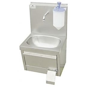 Mural washbasin 600 UNI-TECH