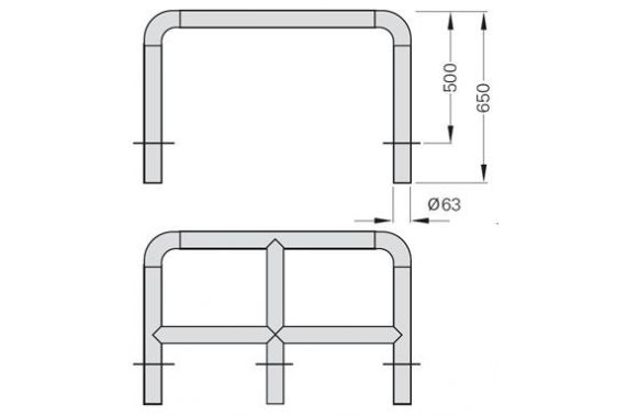 Wall and door protections UNI-TECH