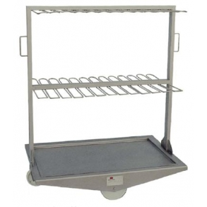 Transport trolley 48 knives holder Ref. PT 755 Mecoima