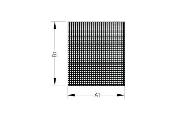 Wire mesh tray UNI-TECH