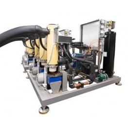7,500kg industrial flake ice machine Ziegra