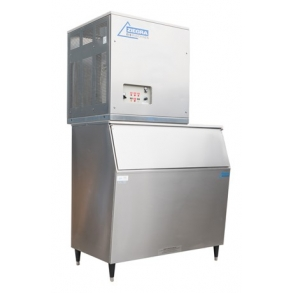 750 kg flake ice machine with 280 kg storage Ziegra