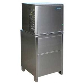 150  кг в сутки генератора гранулированного льда с вертикальным накопителем 100 кг Ziegra