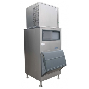 350 kg flake ice machine with 200 kg smartgate bin Ziegra