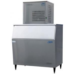350 кг в сутки генератора гранулированного льда с наклонным накопителем накопителем 280 kg  Ziegra