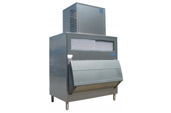 375kg flake ice machine with 300kg ice storage Ziegra