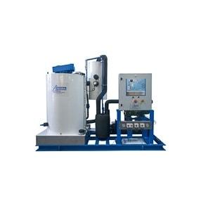10000 kg scale ice machine Ziegra