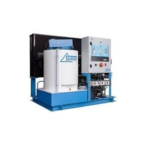 2500 kg scale ice machine Ziegra