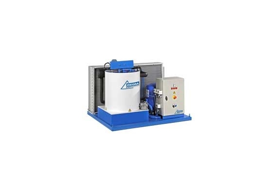 3000 kg scale ice machine Ziegra