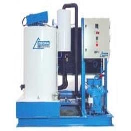 6,000kg scale ice machine Ziegra