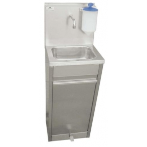 Individual square washbasin 599 UNI-TECH