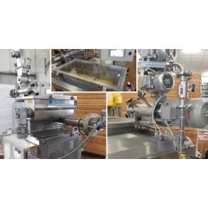 Pasta Extruder MAC 200-250 CVO ITALPAST